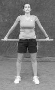 mobilità servizio tennis