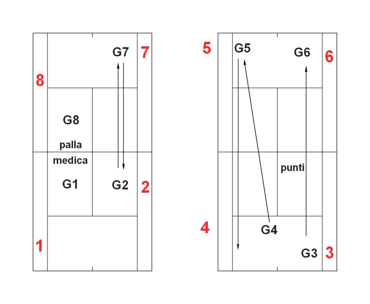 schema tennis circuito