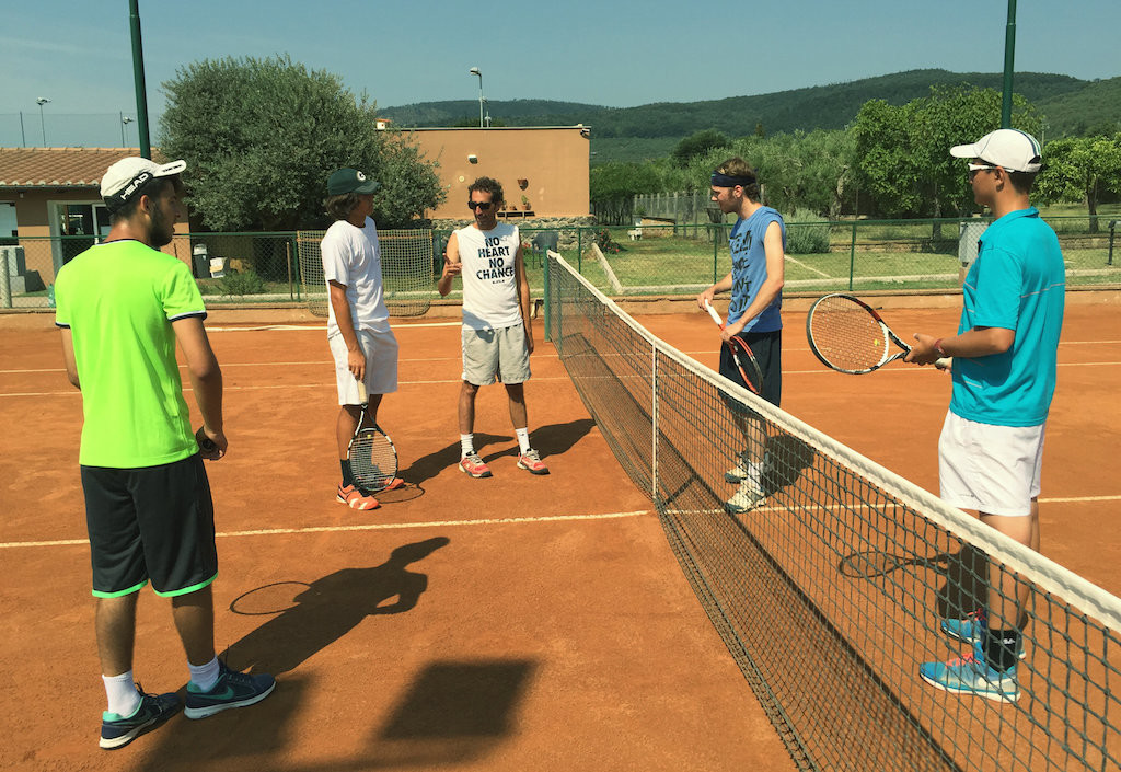 tennis cesare veneziani