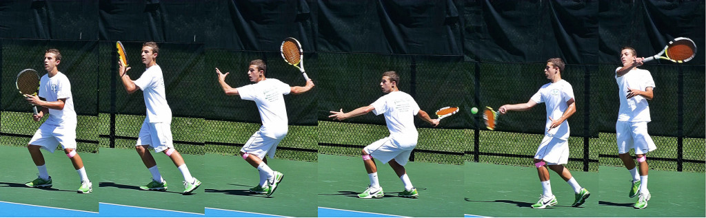 diritto tennis