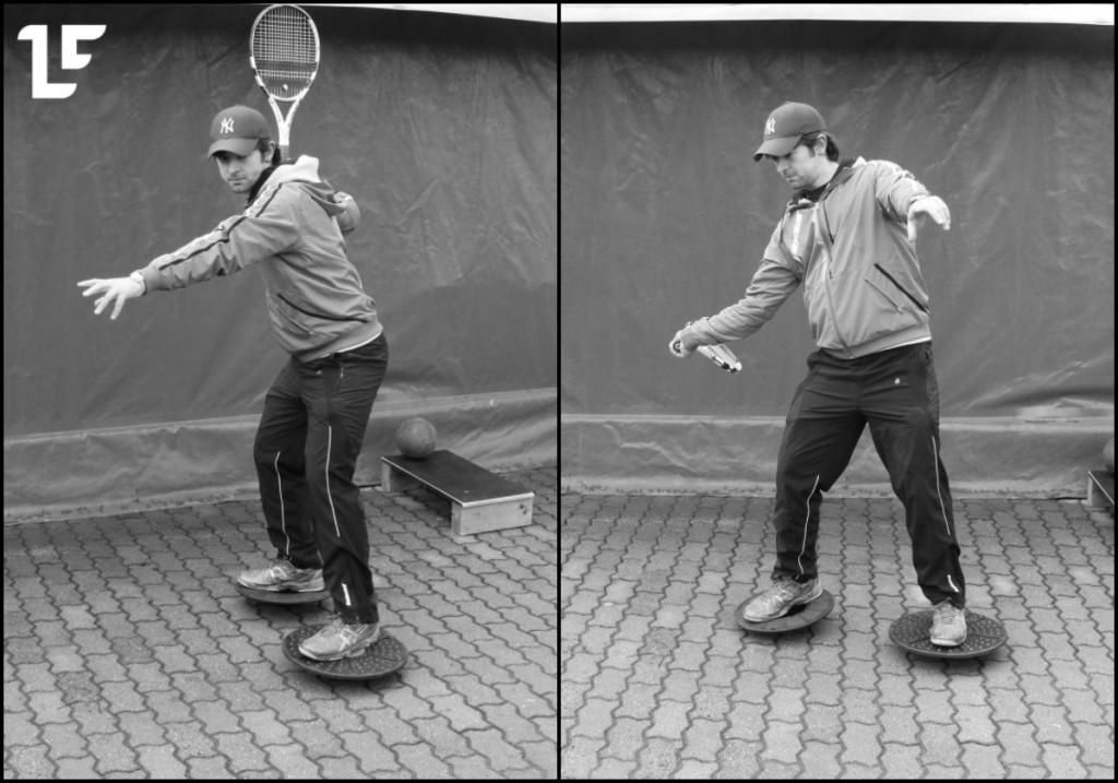posizioni tennis