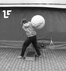 torsione fitball