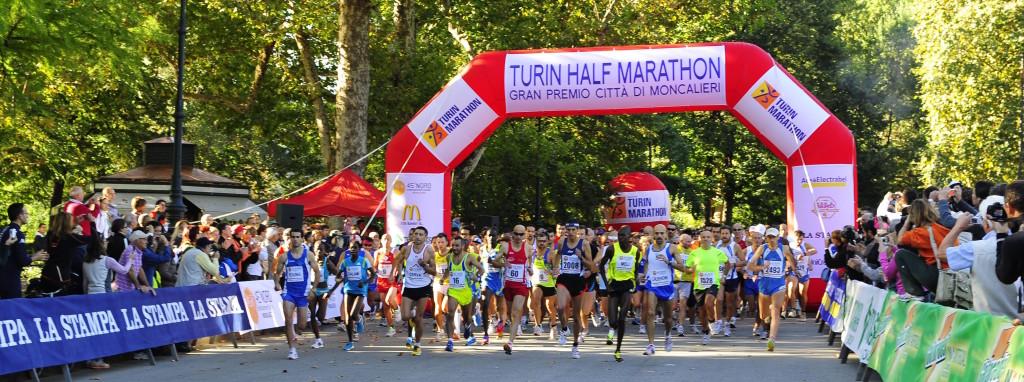 mezza maratona torino