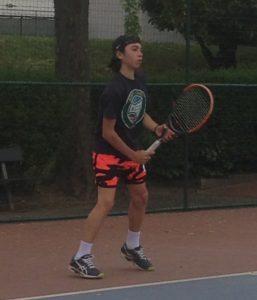 davide tennis