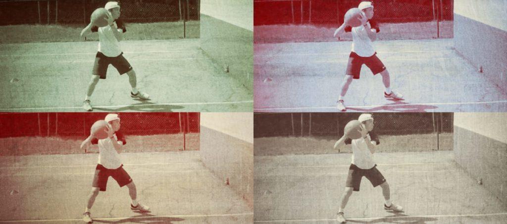 palla medica tennis