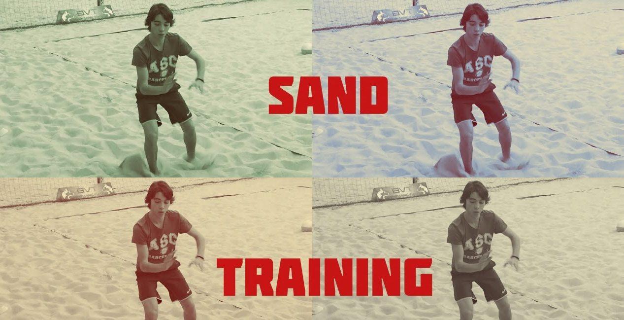 Sand Training!