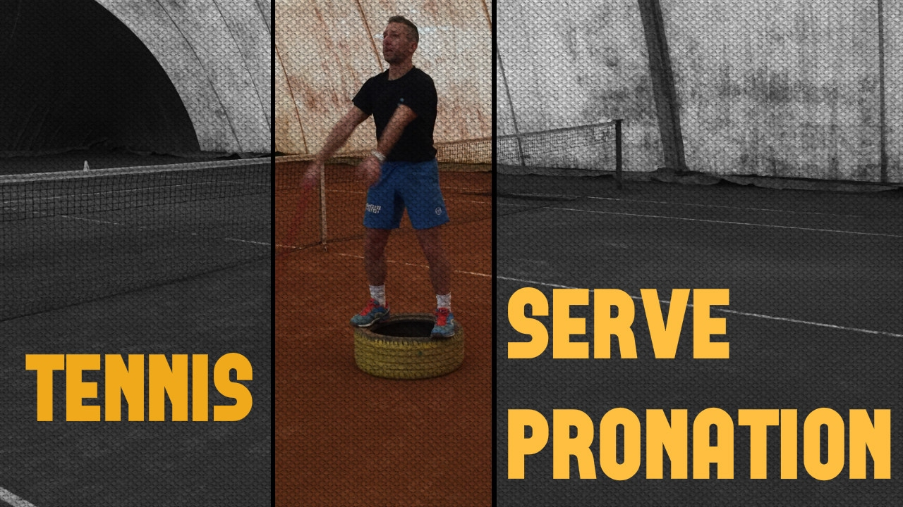 Serve Pronation