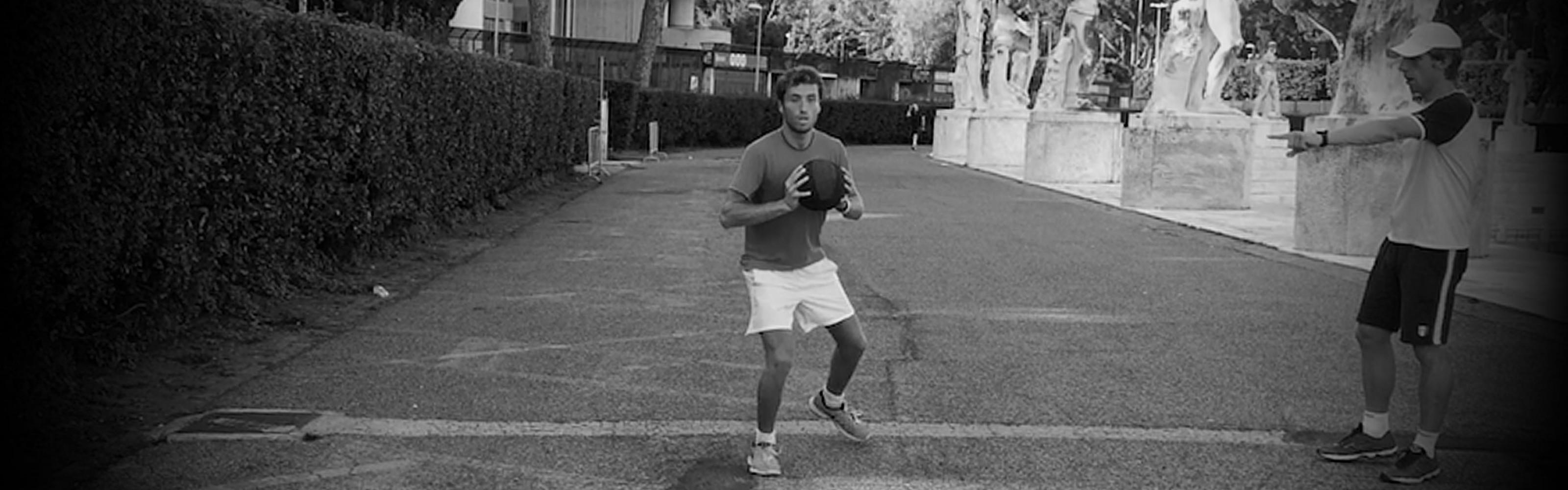 Preparazione atletica tennis - Lorenzo Falco